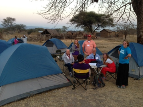 Camp Mjele