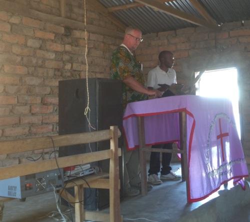 TZ 2013 Preachingat Mjele
